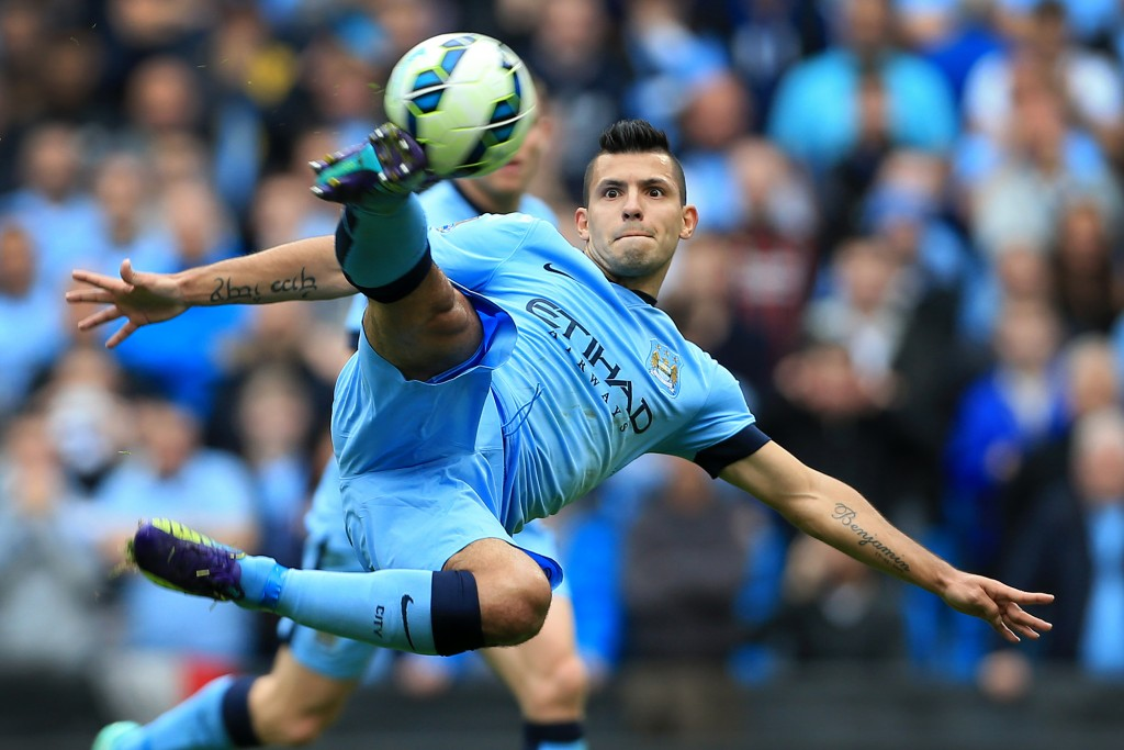 Football - Barclays Premier League - Manchester City v Tottenham Hotspur